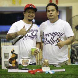 Dyep Mendoza and Doonir Alvarez